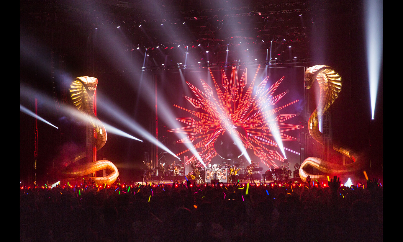 MISIA「THE TOUR OF MISIA LOVE BEBOP all roads lead to you」放送直前SP
