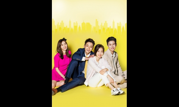 韓国ホームドラマ「愛の香り~憎しみの果てに~」