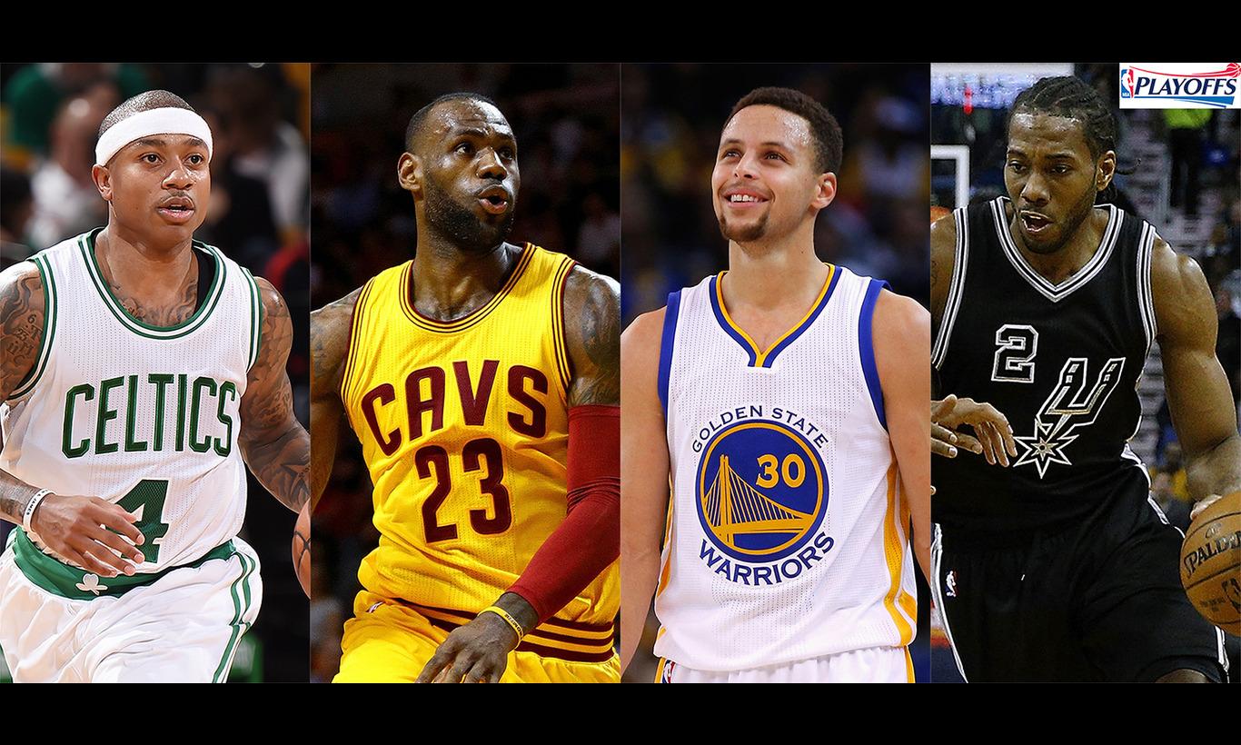 NBAバスケットボール プレーオフ 東西準決勝毎週5試合以上生中継!(※変更の可能性がございます)