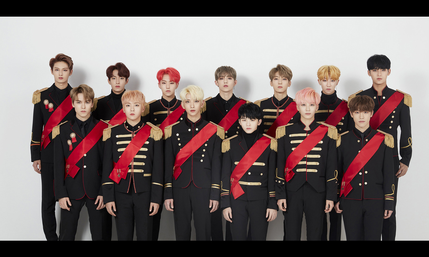 SEVENTEEN 2018 JAPAN ARENA TOUR 'SVT'
