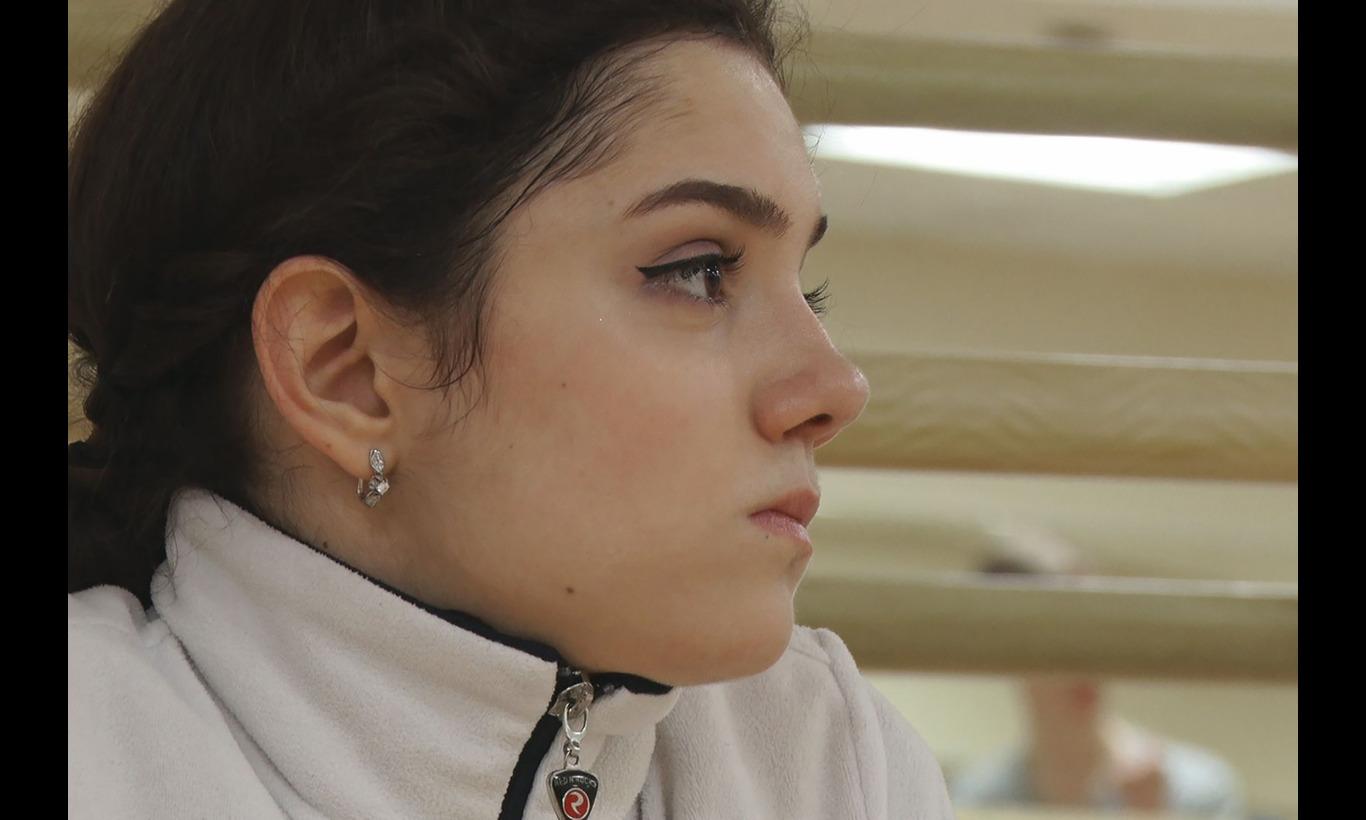 フィギュアスケーター エフゲニア・メドベージェワ