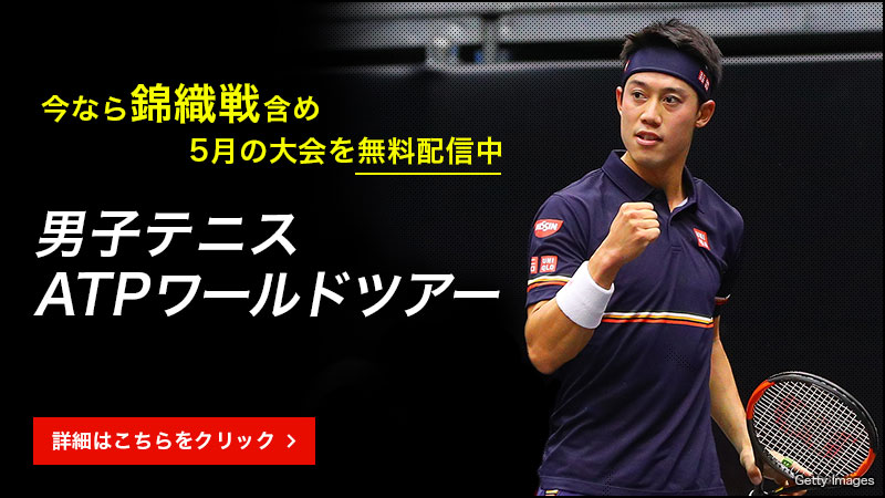 男子テニスATPワールドツアー
