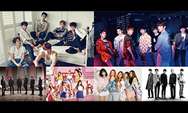 Korean Music Wave in Fukuoka�`2PM�EINFINITE�EFTISLAND�EAOA and more�`