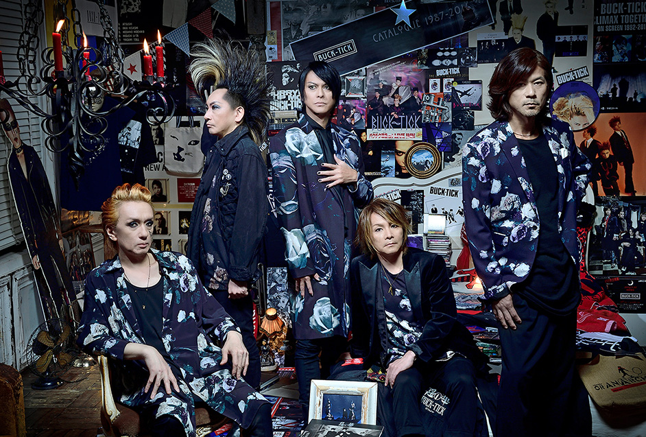 "BUCK-TICK 30周年 WOWOWスペシャル BUCK-TICK 30th anniversary WOWOW special program ""THE PARADE"""