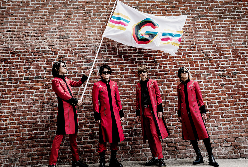 "生中継!GLAY 25th Anniversary""LIVE DEMOCRACY""Powered by HOTEL GLAY"