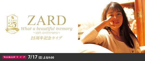 ZARD�wWhat a beautiful memory �`25th Anniversary�`�x