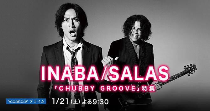 INABA / SALAS 「CHUBBY GROOVE」特集