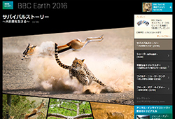 BBC Earth 2016