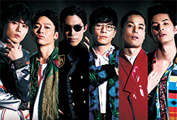 "RADIO FISH 2017‐2018 TOUR ""Phalanx"""
