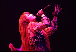 "浜田麻里 The 35th Anniversary Tour ""Gracia"" at 日本武道館"