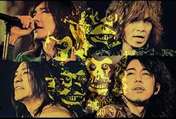 6カ月連続特集!THE YELLOW MONKEY 30th Anniversary WOWOWスペシャル