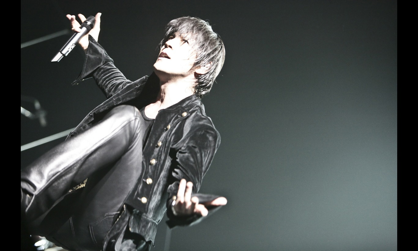 氷室京介 20th anniversary LIVE 2008 JUST MOVIN' ON -MORAL~PRESENT-