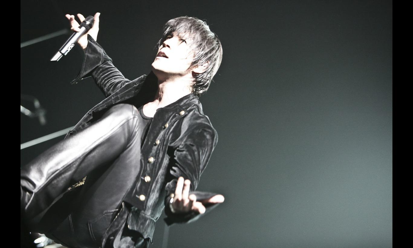 氷室京介 20th anniversary LIVE 2008 JUST MOVIN' ON -MORAL〜PRESENT-