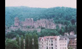 古城のまなざし