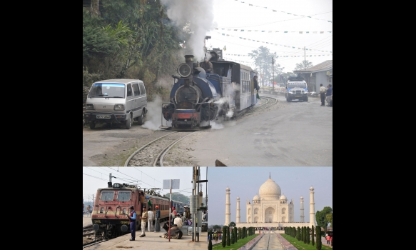 Railway Story 鉄道大国・北インド大紀行