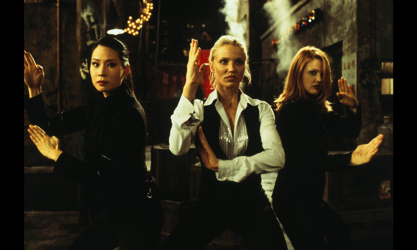 チャーリーズ・エンジェル(2000)