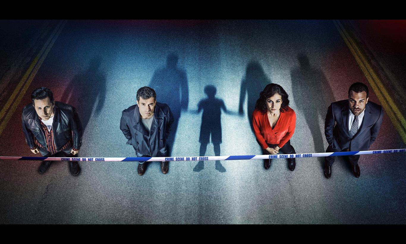 英国サスペンス「ザ・ファイブ-残されたDNA-」 #1 ジェシーは生きている