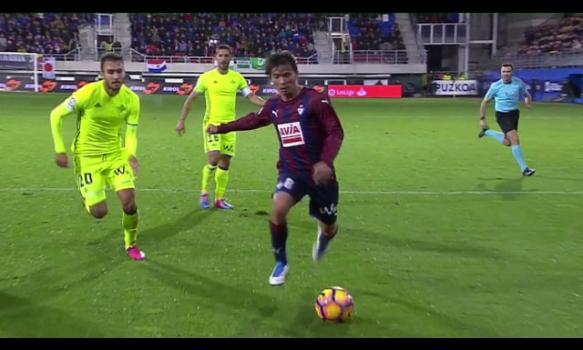 スペインサッカー リーガ・エスパニョーラ 16-17シーズン 第13節 スーパープレイ動画