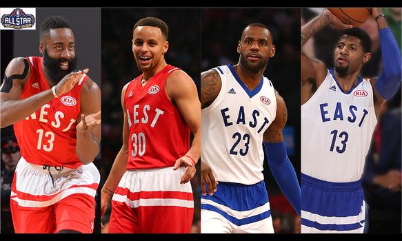 NBAバスケットボール夢の祭典 2017NBAオールスターゲーム