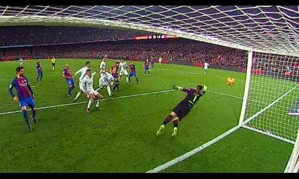 スペインサッカー リーガ・エスパニョーラ 16-17シーズン 第14節 スーパープレイ動画