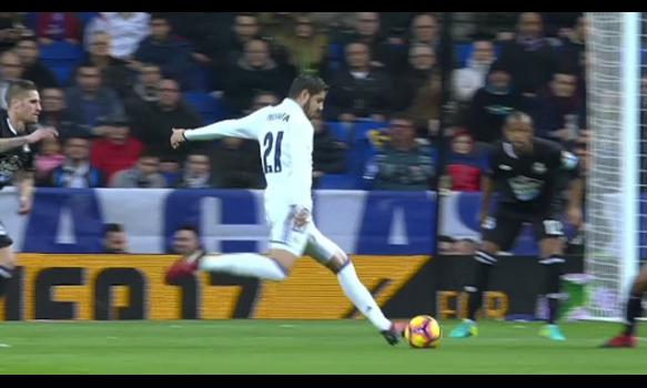 スペインサッカー リーガ・エスパニョーラ 16-17シーズン 第15節 スーパープレイ動画
