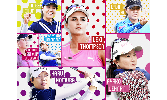 生中継!LPGA女子ゴルフツアー <タイ>