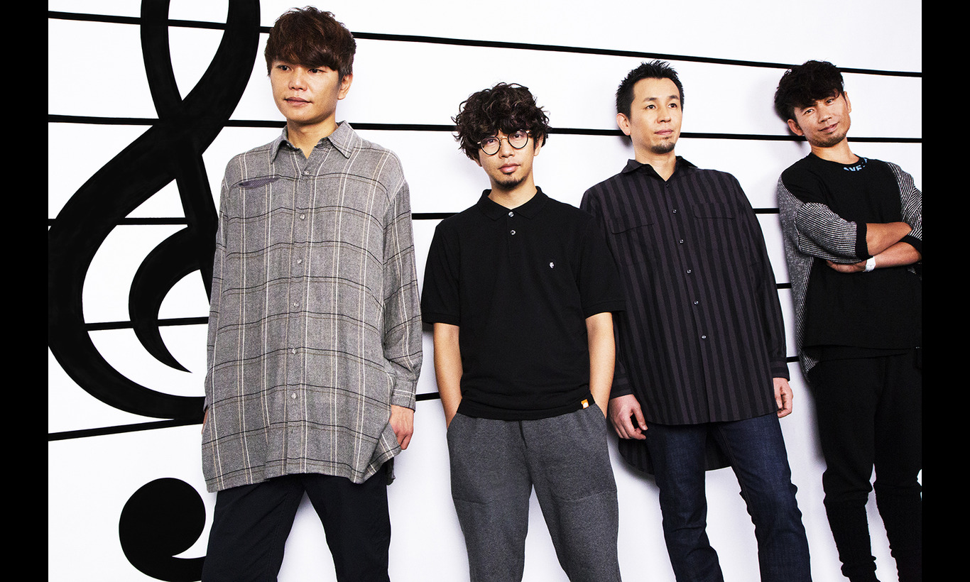 ASIAN KUNG-FU GENERATION Tour 2016-2017 20th Anniversary Live