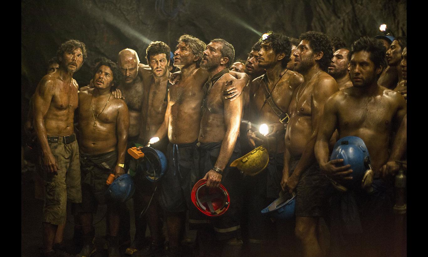 チリ33人 希望の軌跡