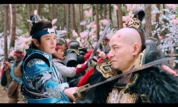 中国歴史ドラマ「三国志 〜趙雲伝〜」 #5 墓前の三つ巴 予告