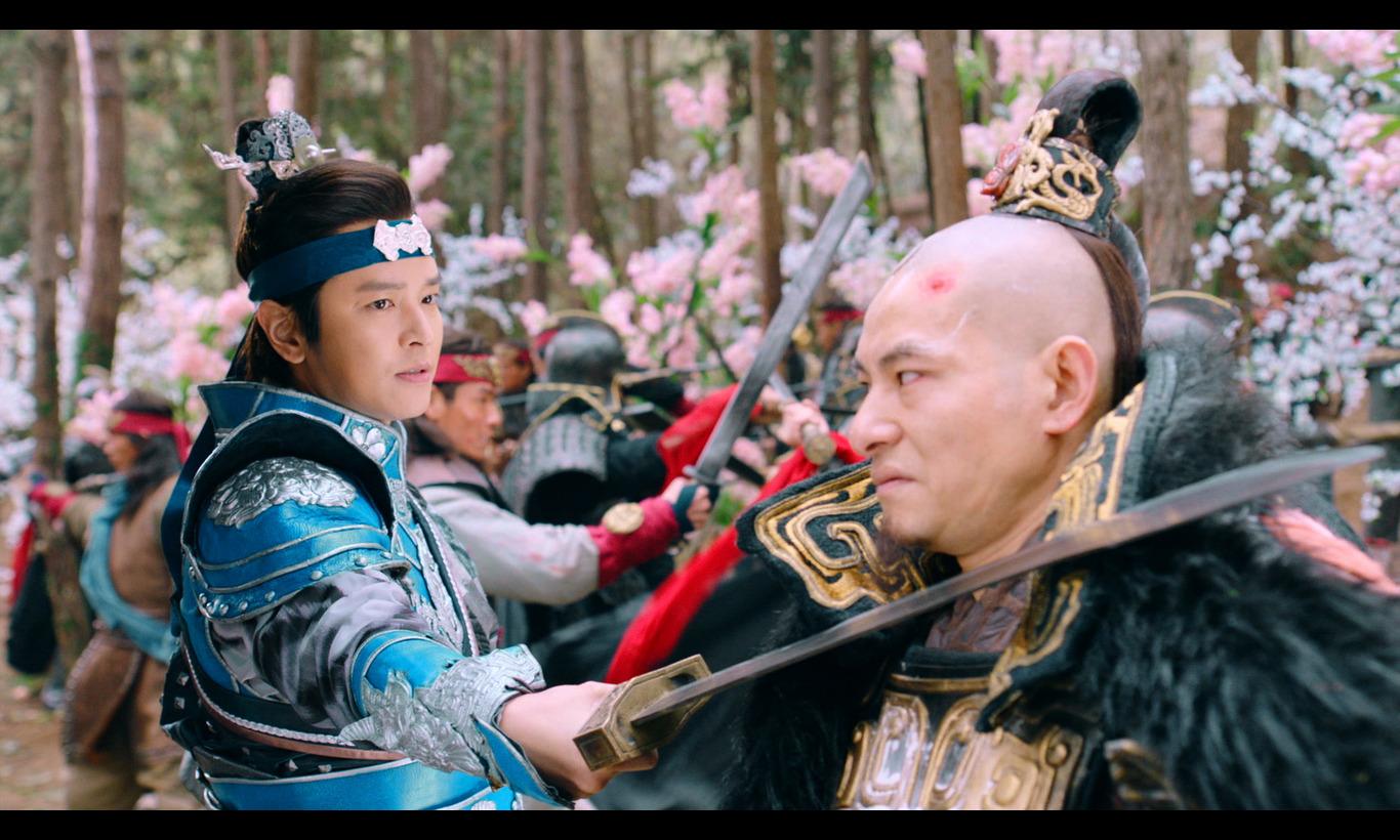 中国歴史ドラマ「三国志 ~趙雲伝~」