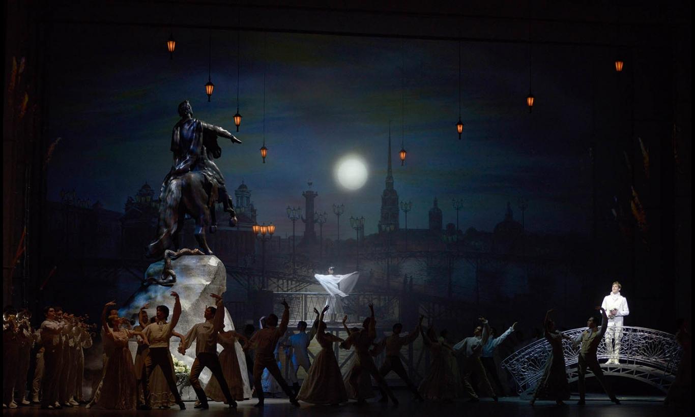 マリインスキー・バレエ団「青銅の騎士」