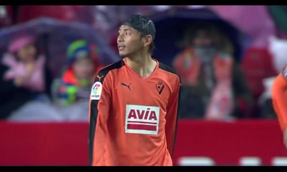 スペインサッカー リーガ・エスパニョーラ 16-17シーズン 第18節 スーパープレイ動画