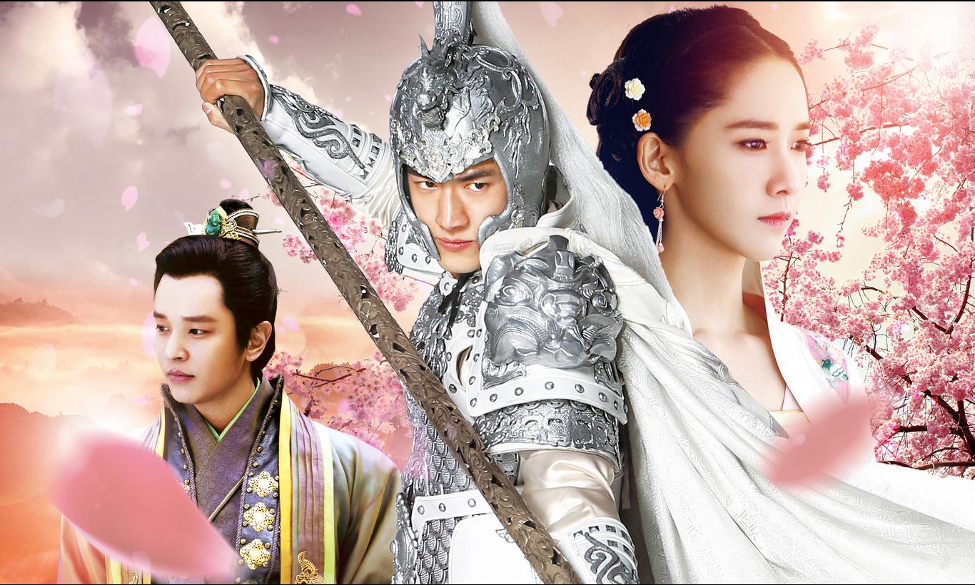 中国歴史ドラマ「三国志 ~趙雲伝~」 #1 倚天剣と青こう剣