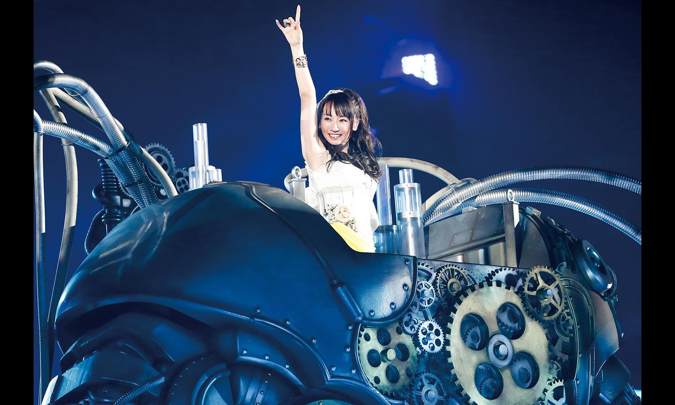 NANA MIZUKI LIVE GALAXY 2016