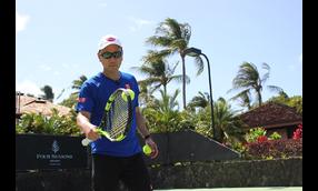 マイケル・チャンのテニス塾