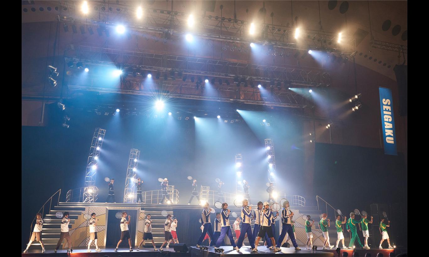 ミュージカル『テニスの王子様』コンサート Dream Live 2016[副音声解説付]