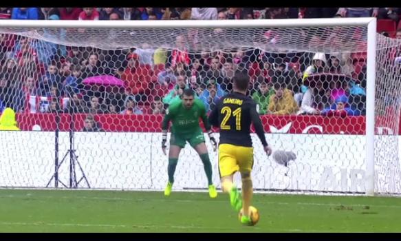 スペインサッカー リーガ・エスパニョーラ 16-17シーズン 第23節 スーパープレイ動画