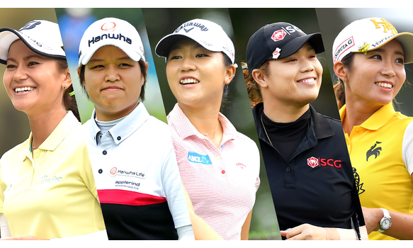 LPGA女子ゴルフツアー メジャー初戦!ANAインスピレーション 第2日<前半>