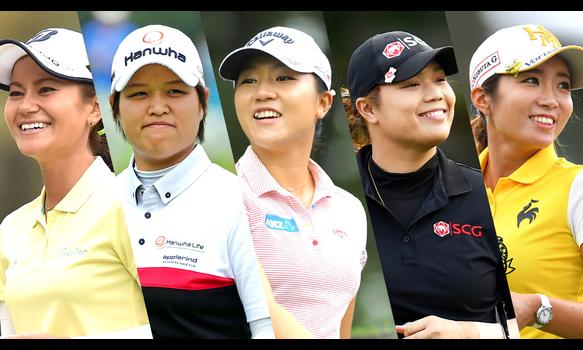 LPGA女子ゴルフツアー メジャー初戦!ANAインスピレーション 第2日<後半>