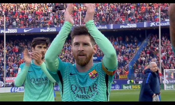 スペインサッカー リーガ・エスパニョーラ 16-17シーズン 第24節 スーパープレイ動画