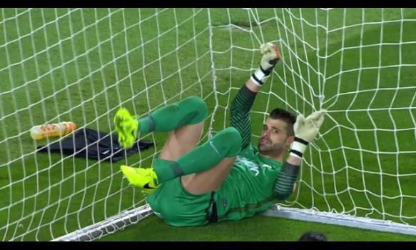 スペインサッカー リーガ・エスパニョーラ 16-17シーズン 第25節 スーパープレイ動画