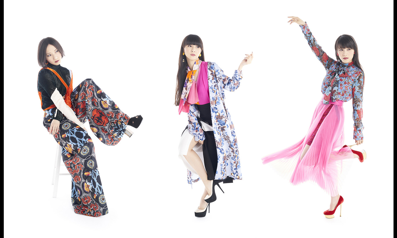 Perfume スペシャルプログラム 〜collaboration〜