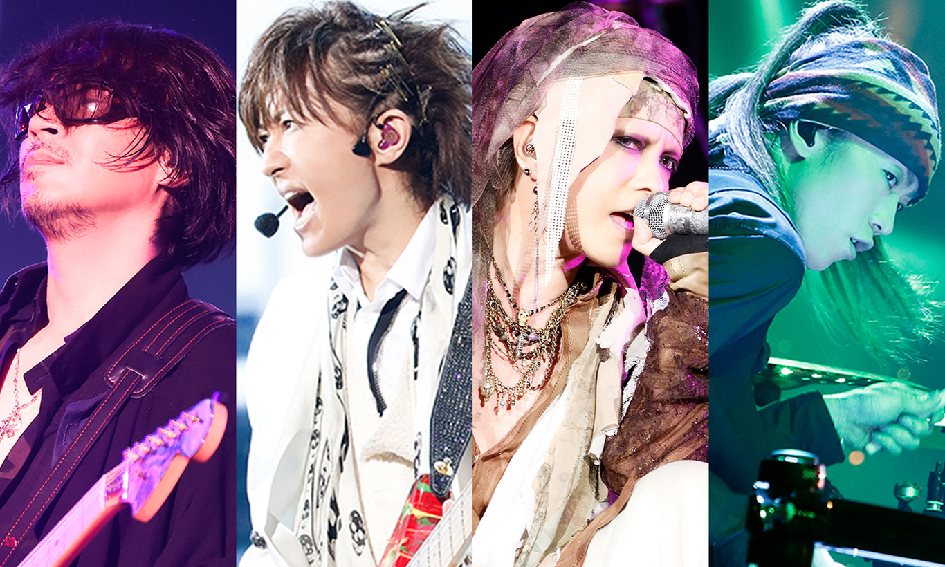 L'Arc〜en〜Ciel 25th L'Anniversary LIVE