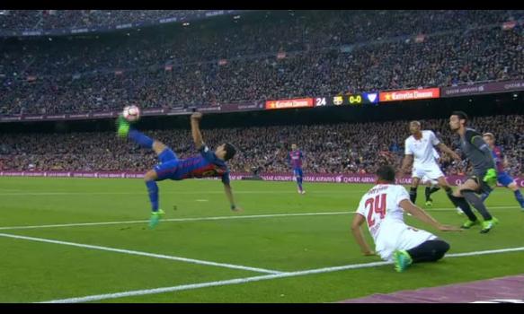 スペインサッカー リーガ・エスパニョーラ 16-17シーズン 第30節 スーパープレイ動画