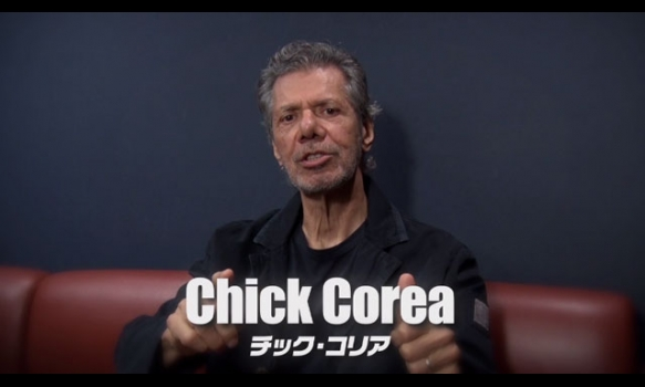 オフビート&JAZZ #67 チック・コリア インタビュー