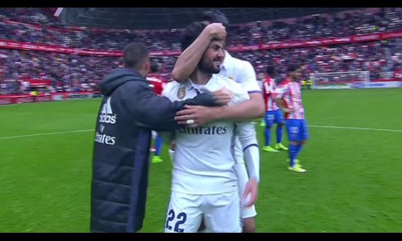 スペインサッカー リーガ・エスパニョーラ 16-17シーズン 第32節 スーパープレイ動画