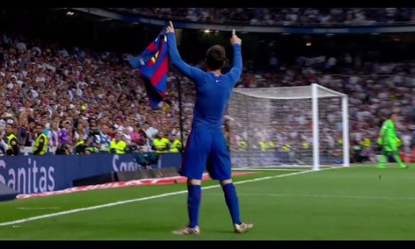 スペインサッカー リーガ・エスパニョーラ 16-17シーズン 第33節 スーパープレイ動画