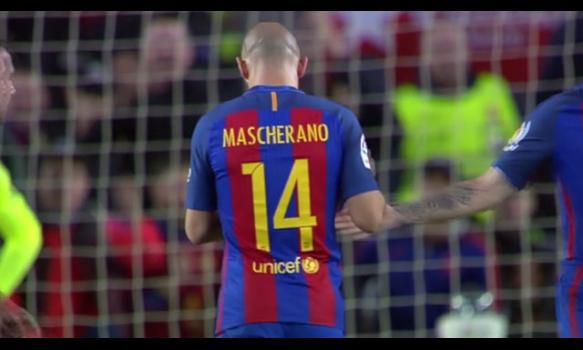 スペインサッカー リーガ・エスパニョーラ 16-17シーズン 第34節 スーパープレイ動画