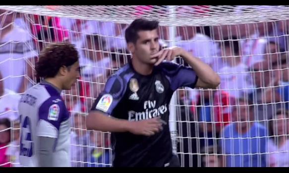 スペインサッカー リーガ・エスパニョーラ 16-17シーズン 第36節 スーパープレイ動画
