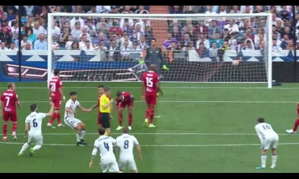 スペインサッカー リーガ・エスパニョーラ 16-17シーズン 第37節 スーパープレイ動画